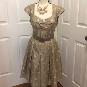 Kay Unger Party Dress